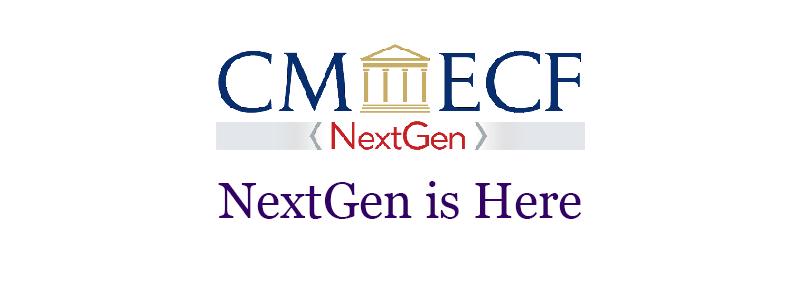 NextGen is coming August 30th